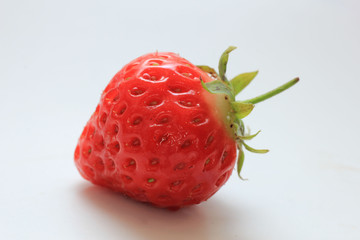 Big single strawberry