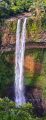 cascade de Chamarel, site emblématique de l'île Maurice