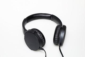Headphones on white background. Isolate