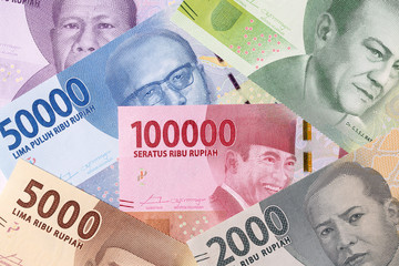 Indonesian money, a background