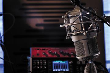 Microfoni a valvole professionali