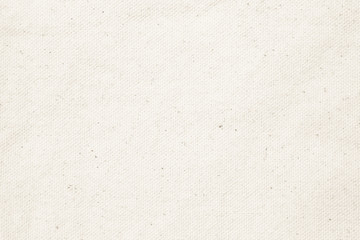 White pastel texture background. Haircloth or blanket wale linen canvas wallpaper.