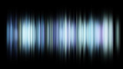 Northern lights illustration