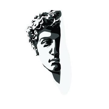 David sculpture