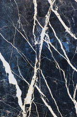Blue and white marble surface background with interesting textures