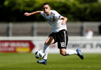 UEFA European Under-17 Championship - Group D - Serbia v Germany