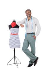 crossed leg tailor