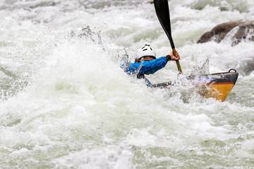 Fototapete - super rapids