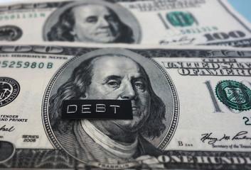 Debt on money