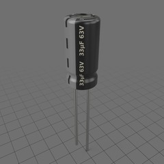Electrolitic Capacitor