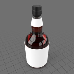 Liqueur bottle 3