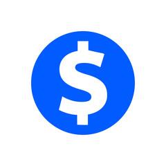 Dollar glyph icon