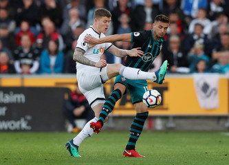 Premier League - Swansea City v Southampton