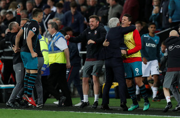Premier League - Swansea City v Southampton