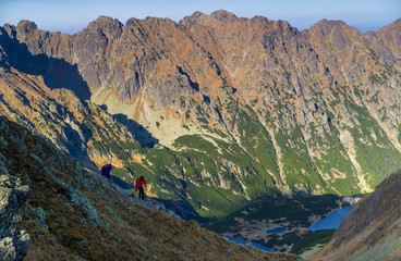 High Tatras - Kozi Wierch