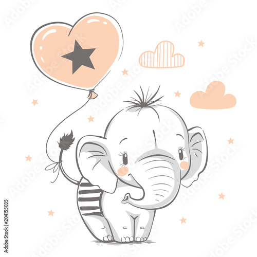 Free Printable Elephant Coloring Pages For Kids Cartoon