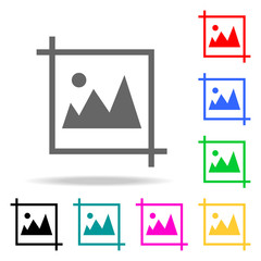 picture icons. Elements of human web colored icons. Premium quality graphic design icon. Simple icon for websites, web design, mobile app, info graphics