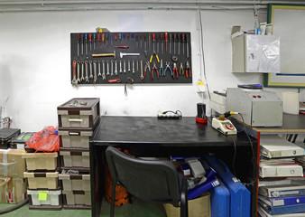 Tool Work Desk