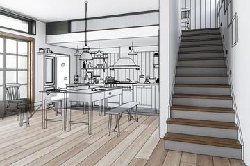 Küchenrenovierung (Projekt)