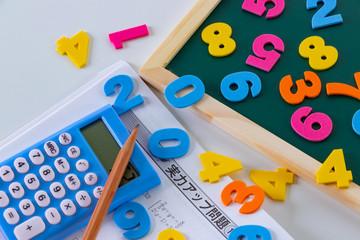 算数・数学学習イメージ