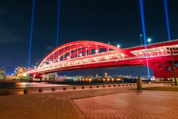 神戸大橋 夜景