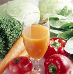 野菜ジュース (vegetable juice)