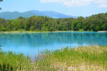 福島の五色沼湖沼群