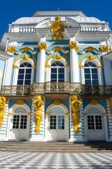 Hermitage Pavilion in Catherine park