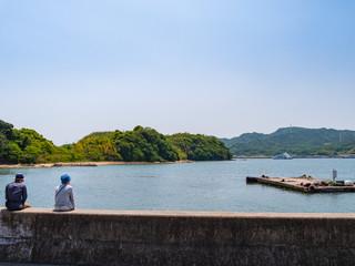 岡山県 新岡山港 フェリー