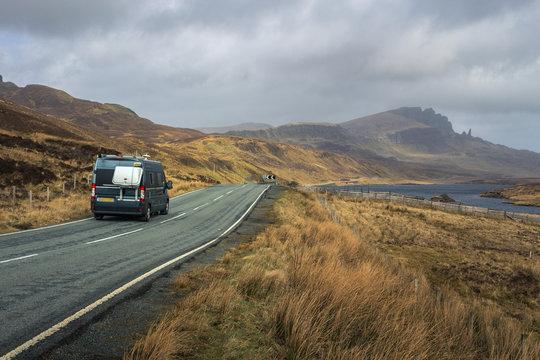 Campervan Scotland