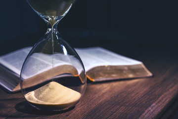 Time is running out according to the Bible