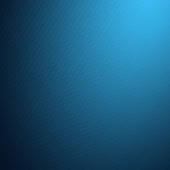 Abstract gradient and geometric style art blue color background.
