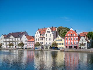 Altstadt von Landshut an der Isar