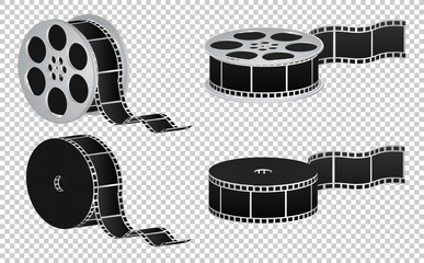 reel film isolated icon