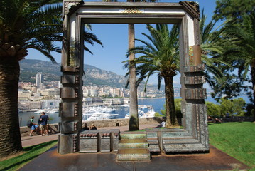 Monte-Carlo; palm tree; arecales; tree; resort