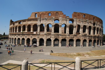 Colosseum; Colosseum; Rome; Colosseum; historic site; amphitheatre; landmark; ancient rome