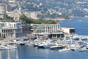 Monte-Carlo; marina; harbor; water transportation; dock