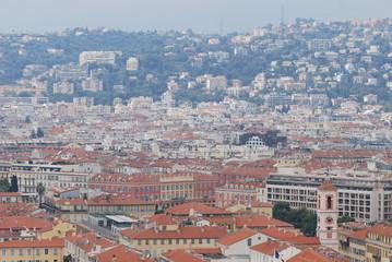 Nice; city; urban area; metropolitan area; cityscape