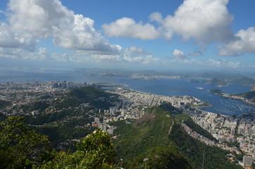 Botafogo Beach; Rio de Janeiro; sky; cloud; mountainous landforms; mountain