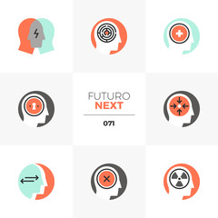 Psychology Futuro Next Icons