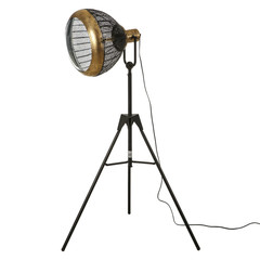Loft style lamp isolated on white background