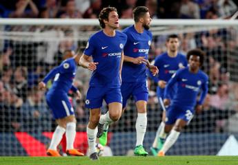 Premier League - Chelsea v Huddersfield Town