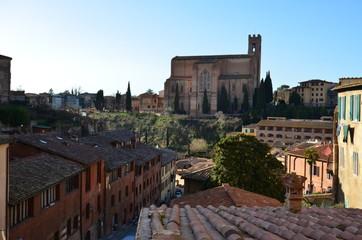 Basilica of San Domenico; town; landmark; city; neighbourhood
