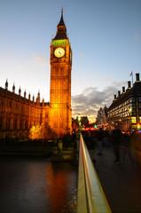 Big Ben, Houses of Parliament, London, England, uk
