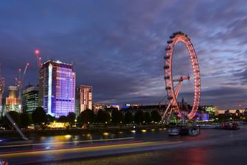 London Eye, Millenium Wheel, London, United Kingdom
