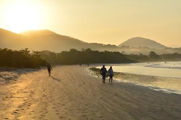 Ubatuba, Pereque beach