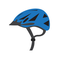 Helmet bike icon