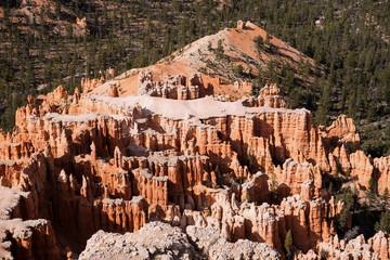 Paria View, Bryce Canyon National Park, Utah, USA
