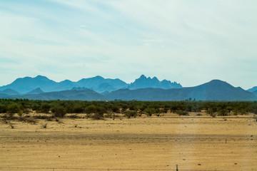 Desert Mountains  03