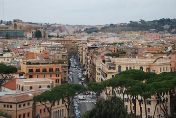 Via della Conciliazione; city; urban area; town; sky
